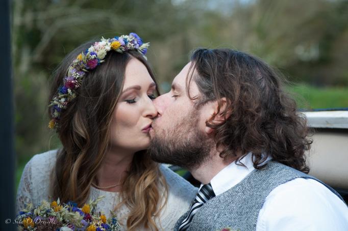 Ivan & Lauren's Wedding at Brigit's Garden in Galway, Ireland