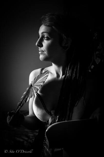 Recent boudoir shoot