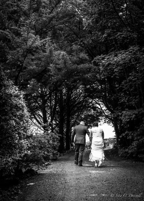 Caroline&Gavins Wedding at Cloonacauneen Castle, Co. Galway