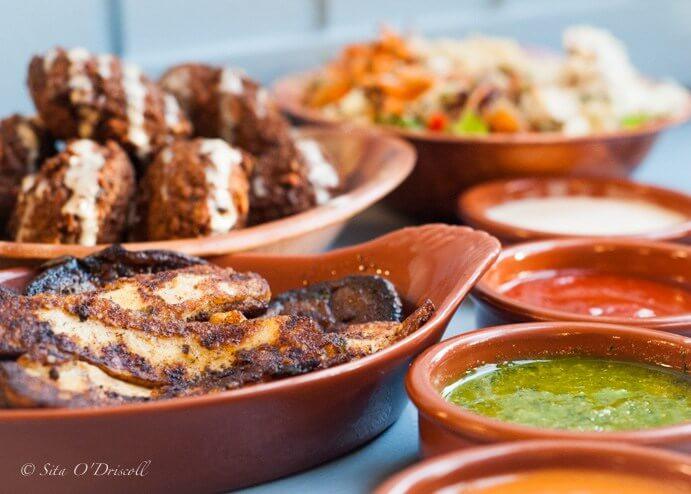 Delicious Dining at TGO Falafel Bar